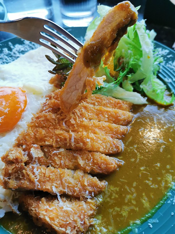 桃園・青埔河童咖哩 Kappa Curry 二店