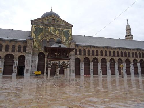 Great Umayyad Mosque