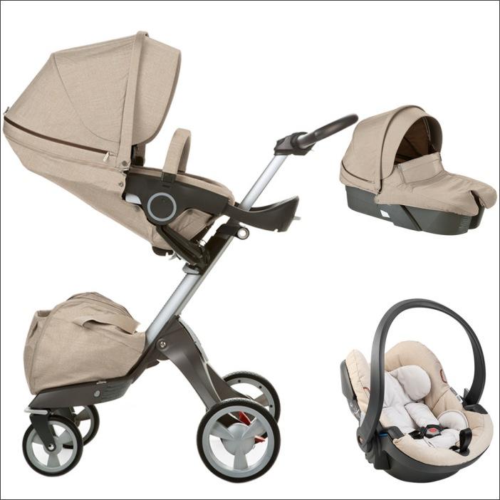 嬰兒車推薦-stokke xplory