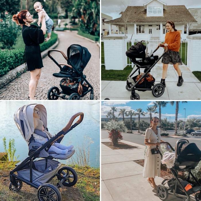 嬰兒推車推薦-Nuna Mixx