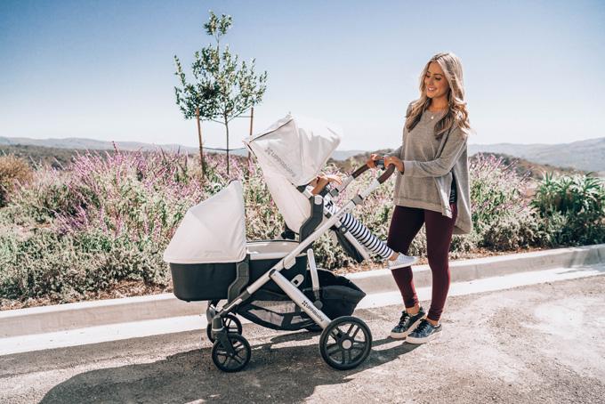 嬰兒推車推薦-Uppababy