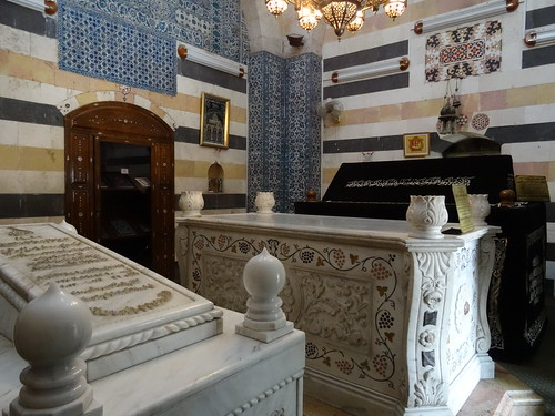 Saladin mausoleum