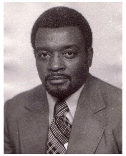 Rodney Richmond, first black full-time ATU 689 officer: 1974