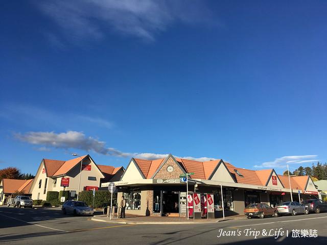 瓦納卡Wanaka 市區建築物
