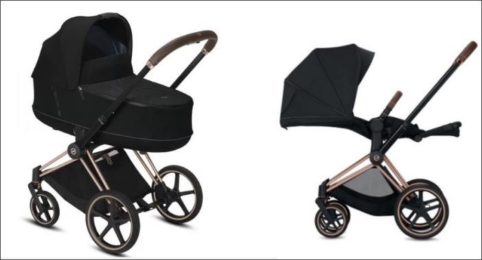 嬰兒推車推薦-cybex praim