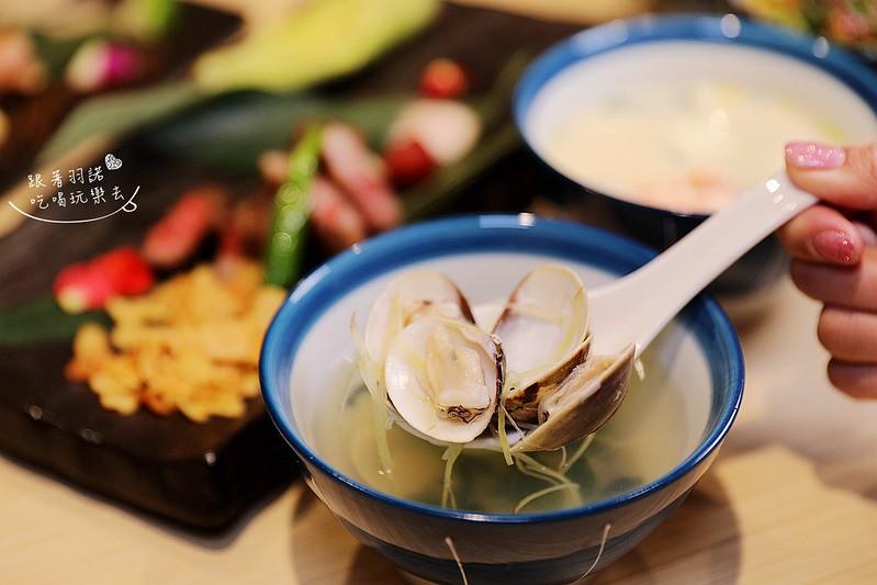 歐買尬日式海鮮串燒台北松山區日式料理推薦金箔壽司191
