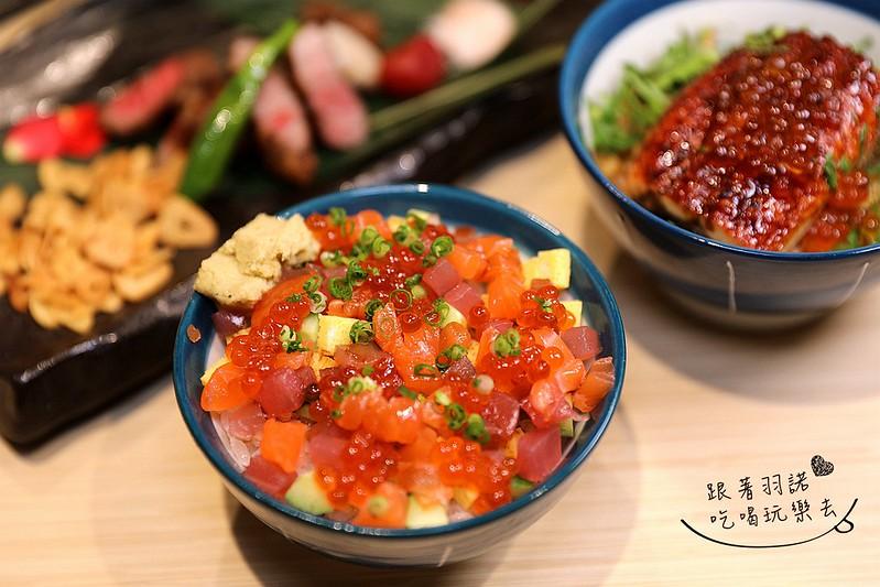 歐買尬日式海鮮串燒台北松山區日式料理推薦金箔壽司171