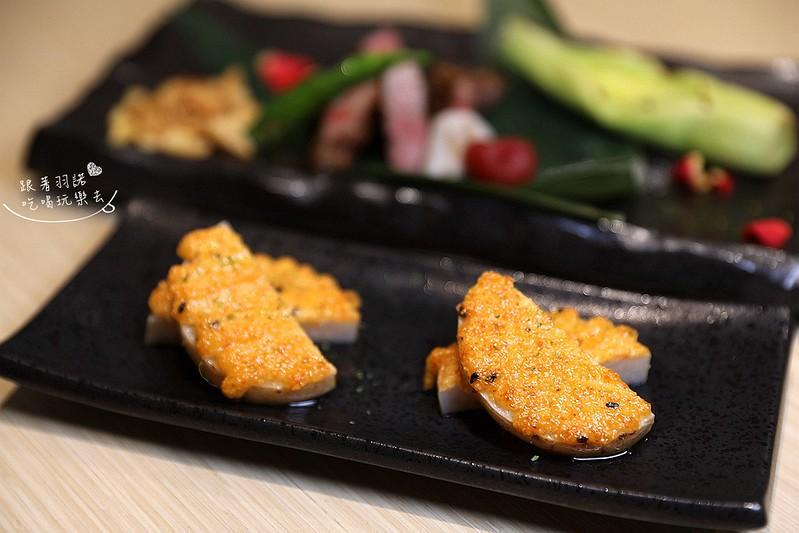 歐買尬日式海鮮串燒台北松山區日式料理推薦金箔壽司153