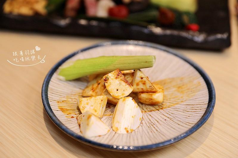 歐買尬日式海鮮串燒台北松山區日式料理推薦金箔壽司148