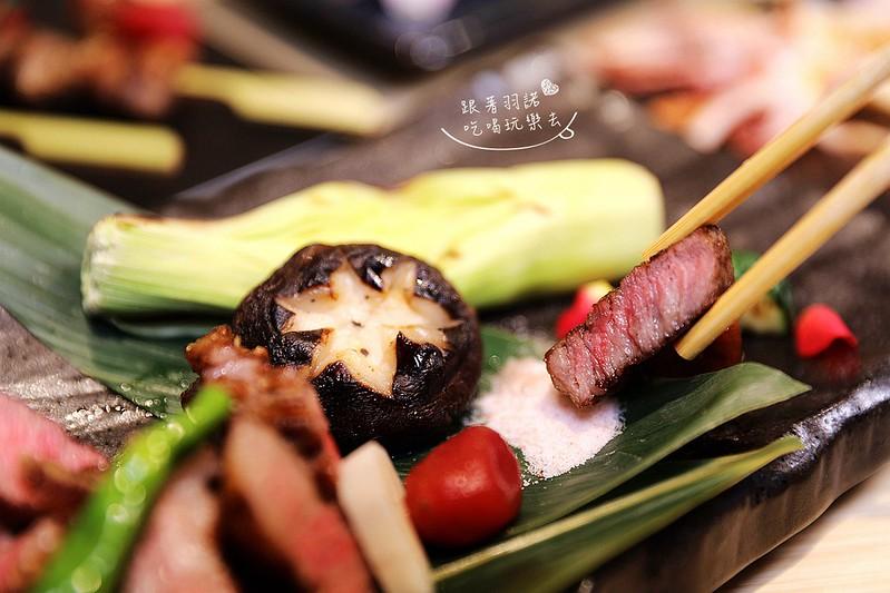 歐買尬日式海鮮串燒台北松山區日式料理推薦金箔壽司144