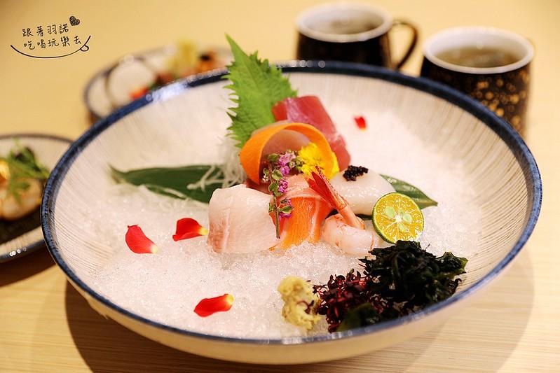 歐買尬日式海鮮串燒台北松山區日式料理推薦金箔壽司056