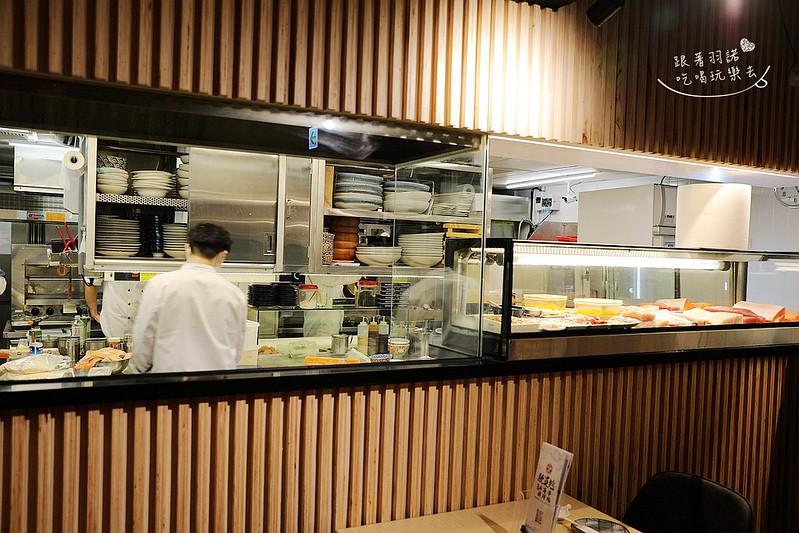 歐買尬日式海鮮串燒台北松山區日式料理推薦金箔壽司019