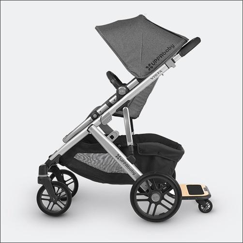 嬰兒車推薦-Uppababy vista