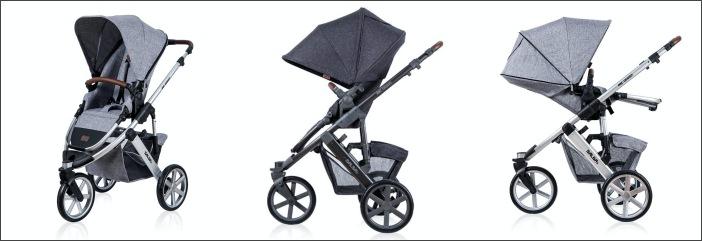 嬰兒推車推薦-Abc Design Salsa3