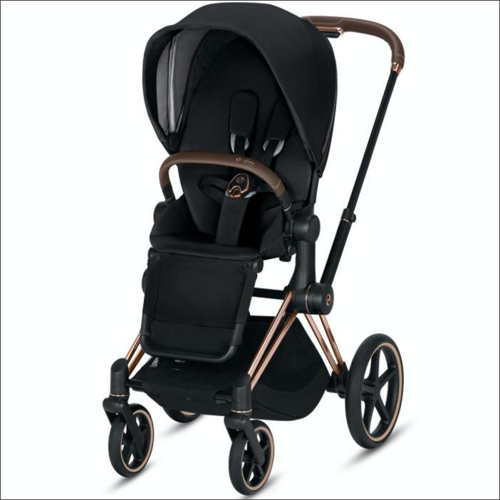 嬰兒推車推薦-cybex