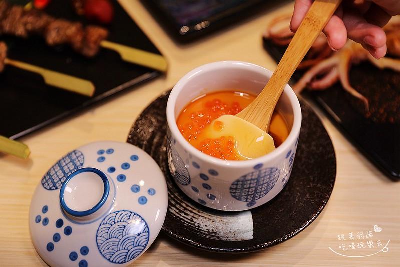 歐買尬日式海鮮串燒台北松山區日式料理推薦金箔壽司119