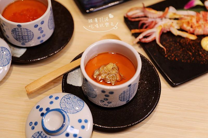 歐買尬日式海鮮串燒台北松山區日式料理推薦金箔壽司112