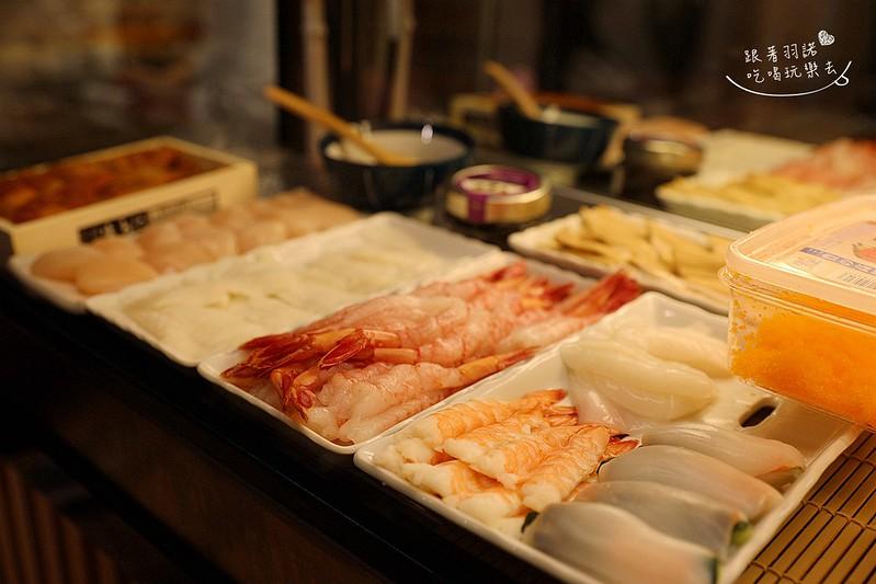 歐買尬日式海鮮串燒台北松山區日式料理推薦金箔壽司020