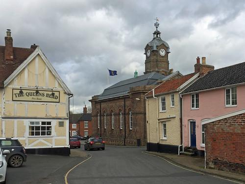 Eye Town Hall