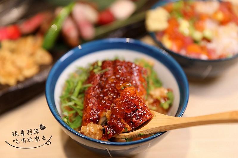 歐買尬日式海鮮串燒台北松山區日式料理推薦金箔壽司181