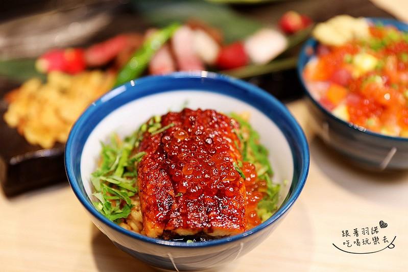 歐買尬日式海鮮串燒台北松山區日式料理推薦金箔壽司169