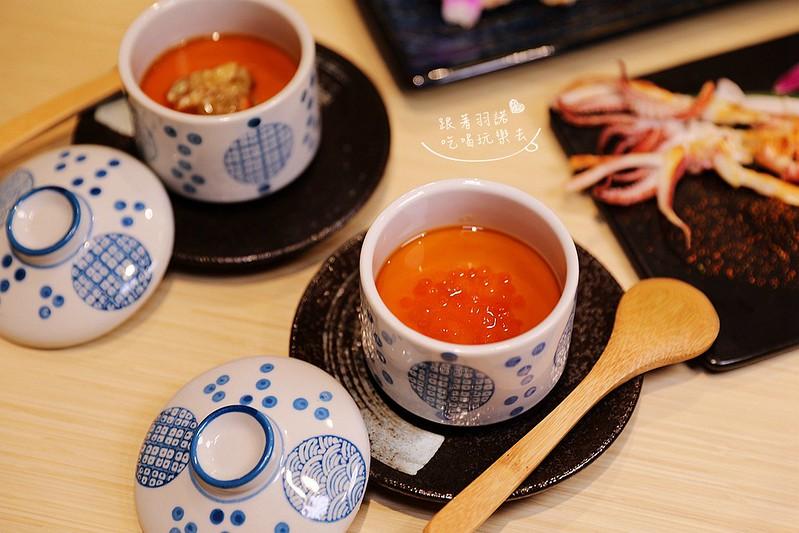 歐買尬日式海鮮串燒台北松山區日式料理推薦金箔壽司109