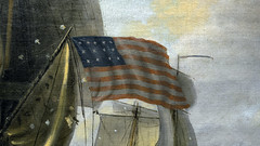 Thomas Birch, Perry's Victory on Lake Erie (detail)