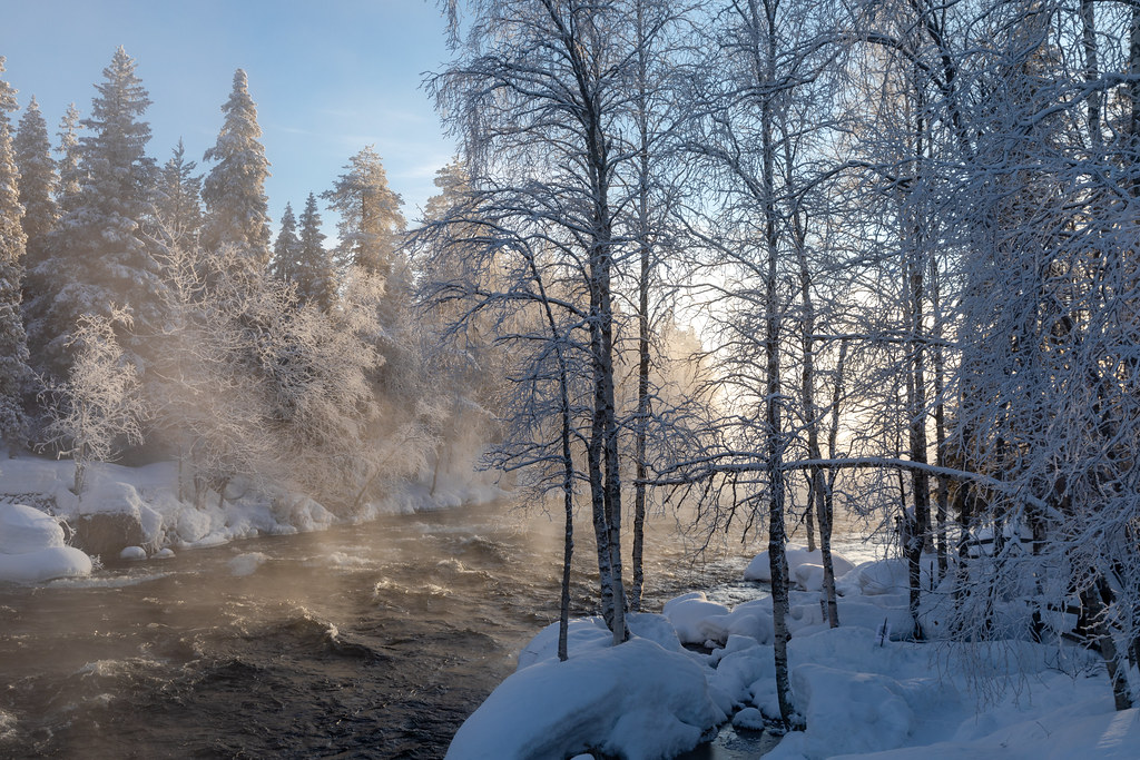фото: Kuusamo, Finland