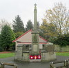 Markinch War Memorial November 2018