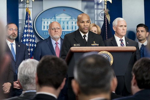 President Trump, Vice President Pence, a by The White House, on Flickr