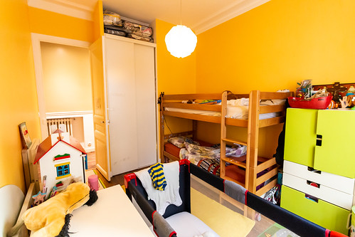 Parisian Kids' Room