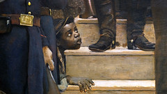 Thomas Hovenden, The Last Moments of John Brown (detail)