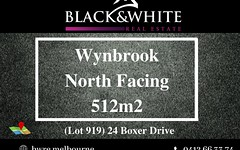 24 Boxer Drive, Wyndham Vale VIC
