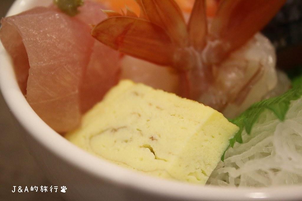 想不到小食堂 新開幕平價生魚丼、定食餐廳推薦!小資丼、唐揚雞定食價格實在、新鮮好吃【基隆美食/暖暖美食】 @J&A的旅行