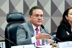 11-03-20 Senador Roberto Rocha preside a  Comissão Mista da Reforma Tributária que recebeu a professora Rita de La Feria - Foto Gerdan Wesley (6)