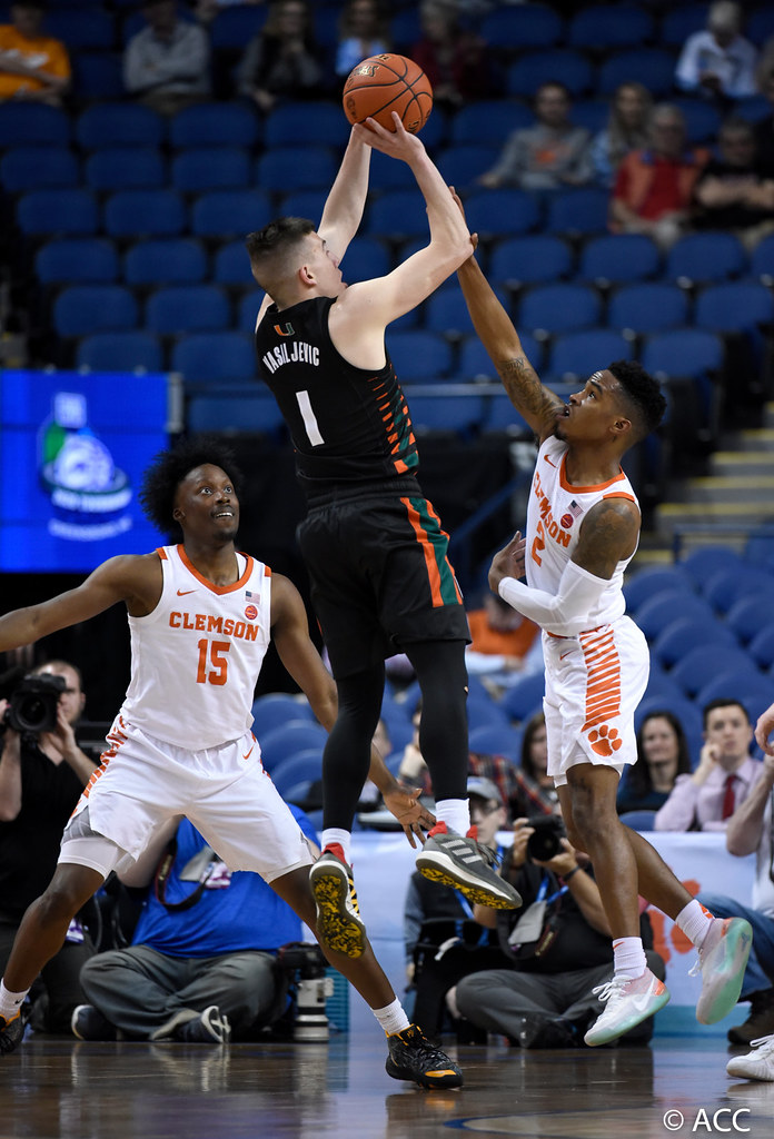 Clemson Photos: 2020, Basketball, miami