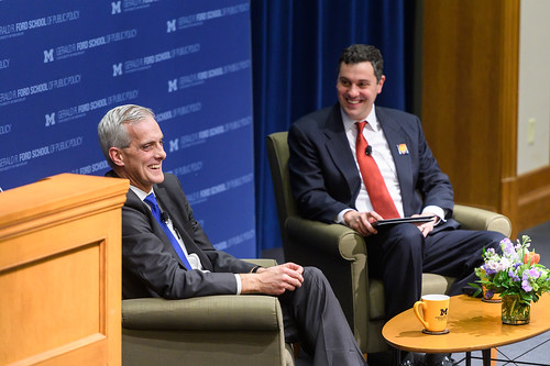 New frontiers: Labor, immigration, and foreign policy
