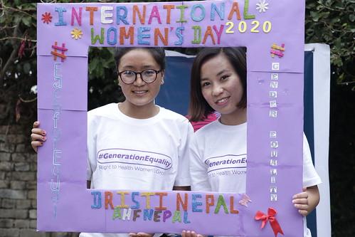 IWD 2020: Nepal