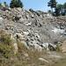 Serpentinite (East Dover Ultramafic Body, Ordovician; Copperhead Road quarry, near East Dover, Vermont, USA) 1