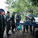 U.S., Royal Thai service members conduct a medical rehearsal for exercise Cobra Gold 2020