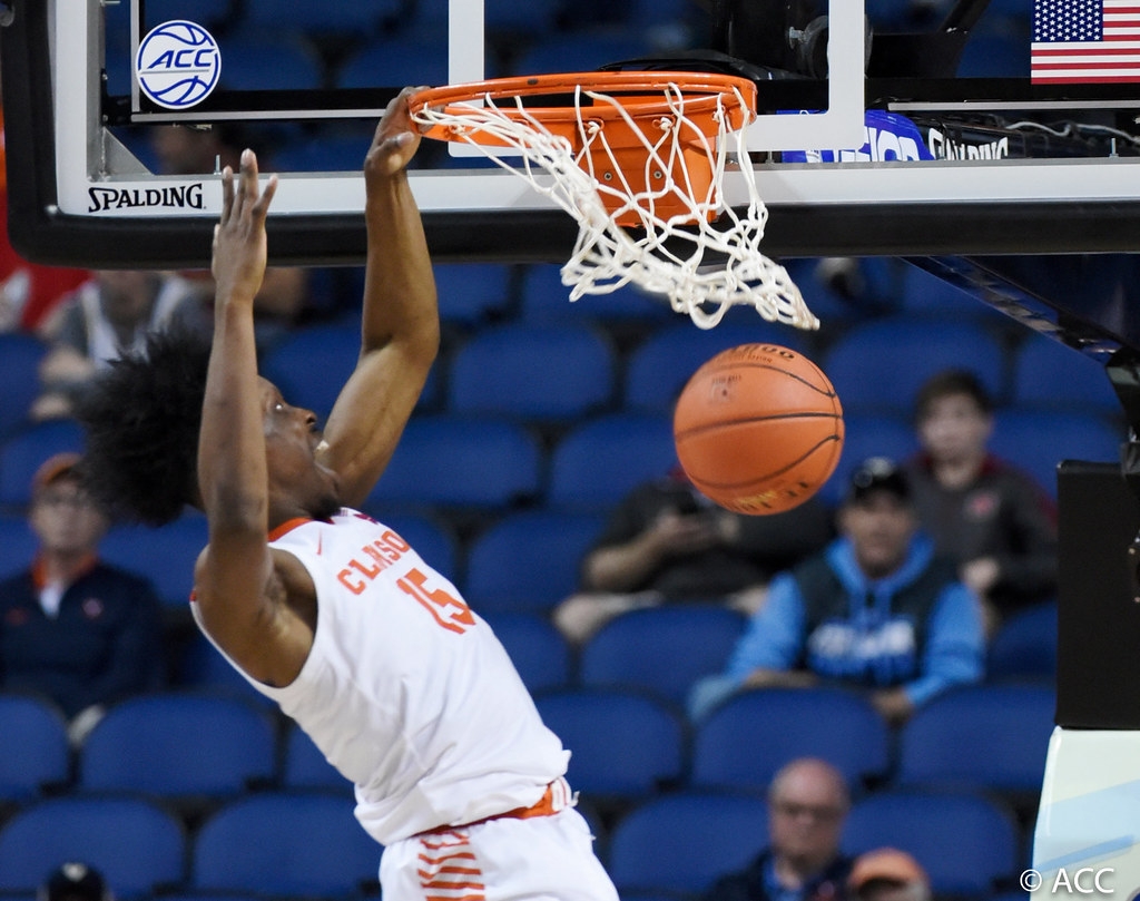 Clemson Photos: 2020, Basketball, miami