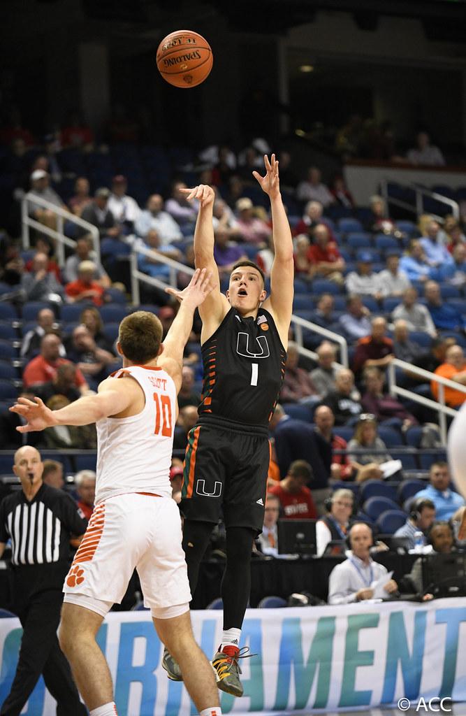 Clemson Photos: winner, alt, 2020, Basketball, miami