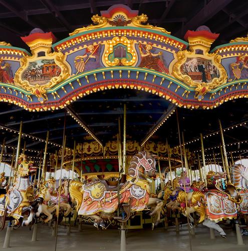Le Caroussel de Lancelot   Disneyland Paris