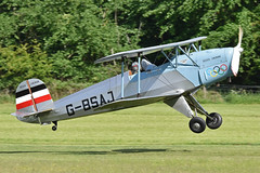 Photo of CASA 1.131E Jungmann 'G-BSAJ'