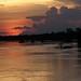 Sunset - Rio Negros Amazonia Brasil