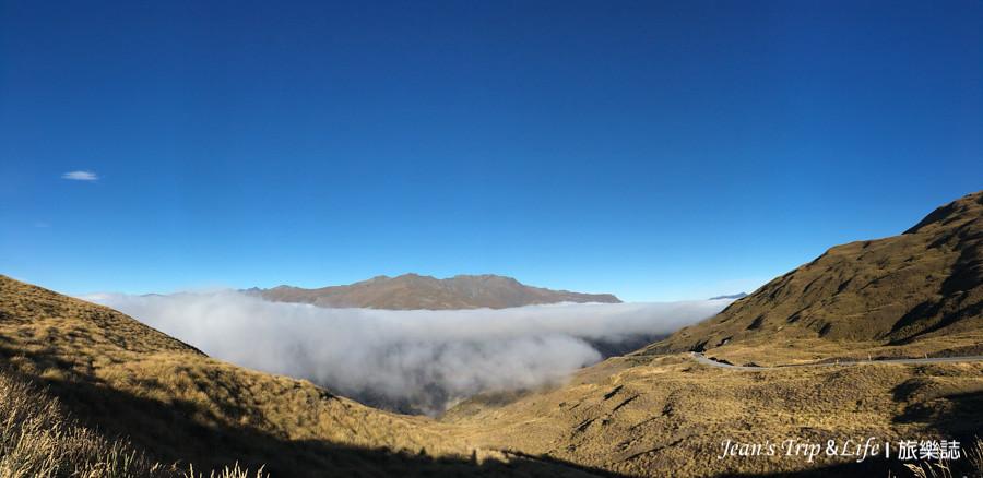 超美的雲海跟山景