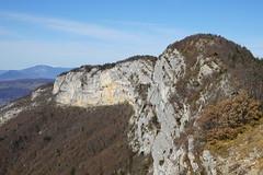 Cliff of Mont Veyrier & Mont Baron @ Ancien Téléphérique du Mont Baron