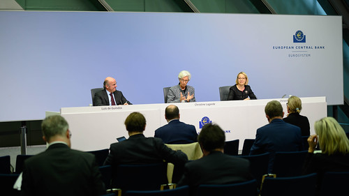 ECB Governing Council Press Conference - March 12, 2020