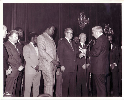 New leadership at transit union Local 689: 1974