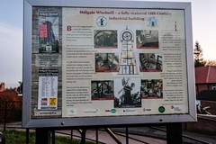 Holgate Windmill, March 2020 - 9